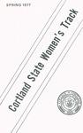 1977 Team Guide, Women's Track & Field