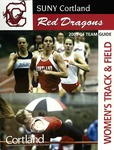 2003-2004 Team Guide, Women's Track & Field