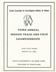 1983 Championship, Women's Track & Field
