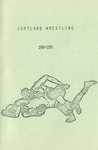 1969-1970 Team Guide, Wrestling by State University of New York College at Cortland
