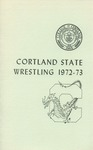 1972-1973 Team Guide, Wrestling by State University of New York College at Cortland