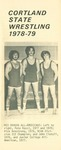 1978-1979 Team Guide, Wrestling by State University of New York College at Cortland